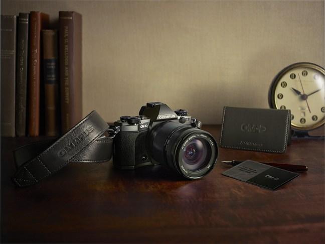 Olympus OM-D E-M5 Mark II Limited Edition Mirrorless Camera 09