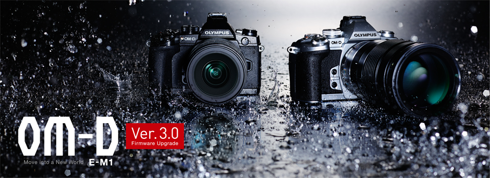 Olympus Release New Firmware Version 3.1 For Olympus OM-D E-M1