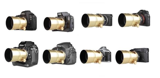 Petzval 58mm Bokeh Control Art Lens Compatibility