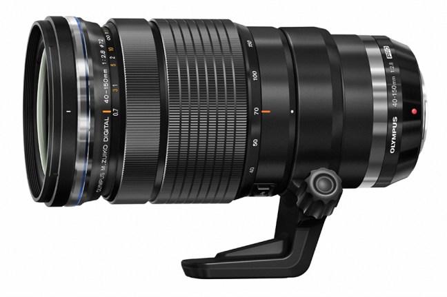 Olympus M.ZUIKO DIGITAL ED 40-150mm f:2.8 PRO Lens
