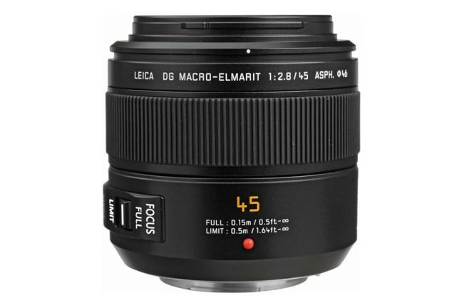 Panasonic Leica DG Macro-Elmarit 45mm f:2.8 Asph MEGA O.I.S. Lens 01