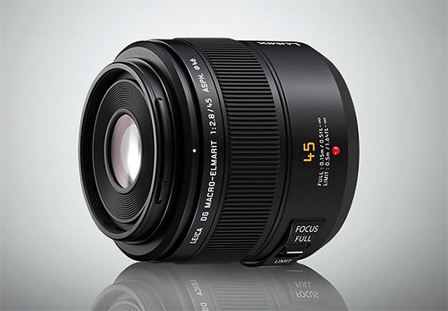 Panasonic Leica DG Macro-Elmarit 45mm f:2.8 Asph MEGA O.I.S. Lens 05
