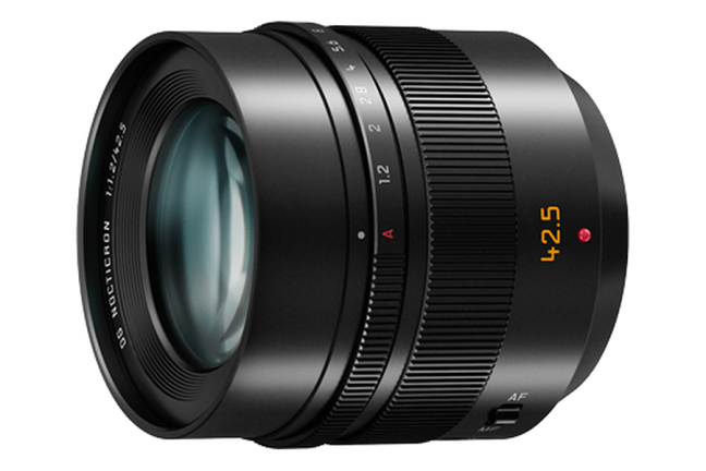 Panasonic Leica DG Nocticron 42.5mm f:1.2 Lens 07
