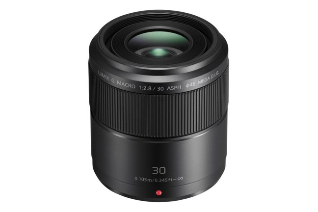 Panasonic Lumix G Macro 30mm f:2.8 Asph MEGA O.I.S Lens 01