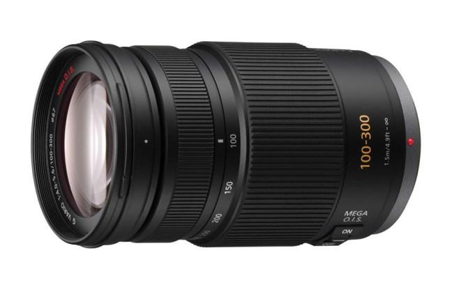 Panasonic Lumix G Vario 100-300mm f:4–5.6 Mega O.I.S. Lens 02