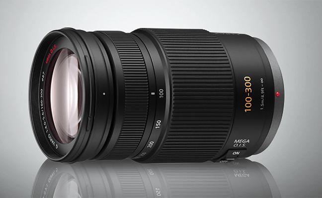 Panasonic Lumix G Vario 100-300mm f:4–5.6 Mega O.I.S. Lens 05