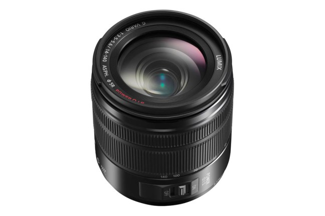 Panasonic Lumix G Vario 14-140mm f:3.5-5.6 Asph Power O.I.S. Lens 04