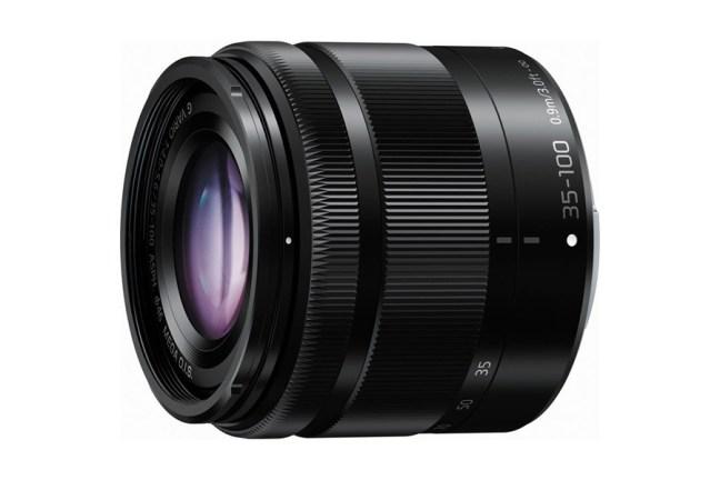 Panasonic Lumix G Vario 35-100mm f:4-5.6 Asph Mega O.I.S. Lens 01