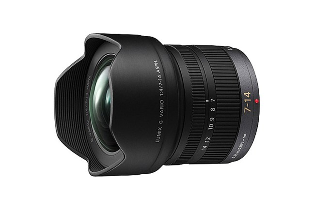 Panasonic Lumix G Vario 7-14mm f:4 Asph Lens 02