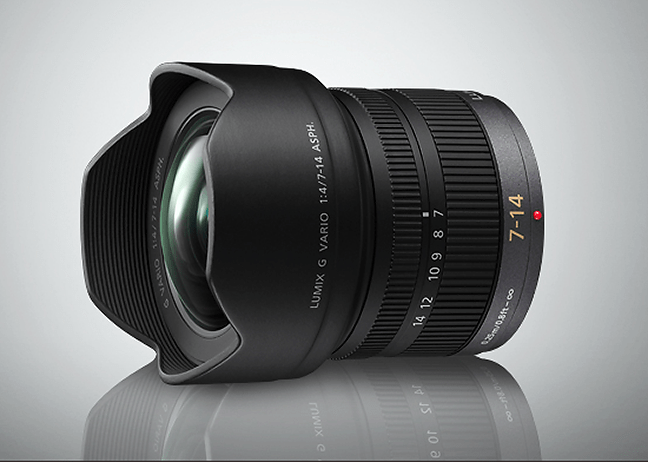 Panasonic Lumix G Vario 7-14mm f:4 Asph Lens 05