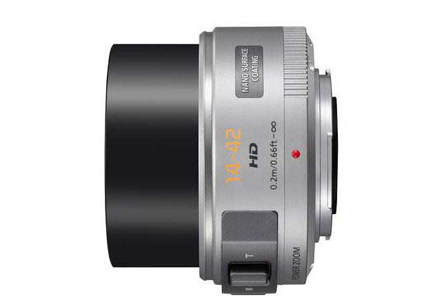 Panasonic Lumix G X Vario PZ 14-42mm f:3.5–5.6 Asph Power O.I.S. Lens 07