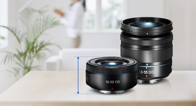 Samsung 16-50mm F3.5-5.6 Power Zoom Lens 01