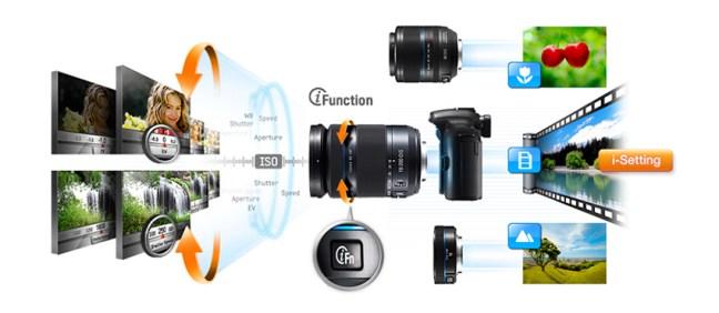 Samsung 18-200mm F3.5-6.3 ED OIS Lens 01