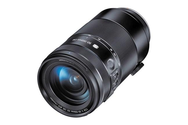 Samsung 50-150mm F2.8 Premium S Lens 03