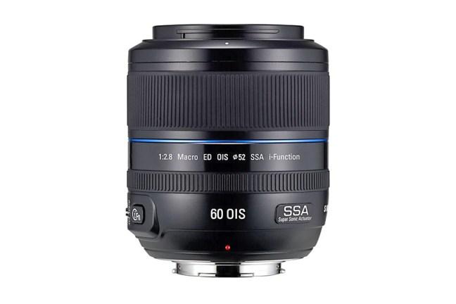 Samsung 60mm F2.8 Macro ED OIS SSA Lens 02