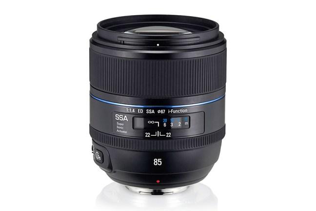 Samsung 85mm F1.4 SSA Lens 05