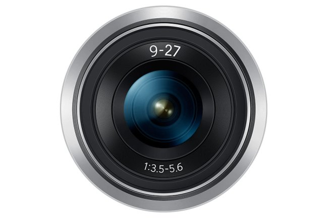 Samsung 9-27mm f3.5-5.6 ED OIS Lens for NX Mini 03