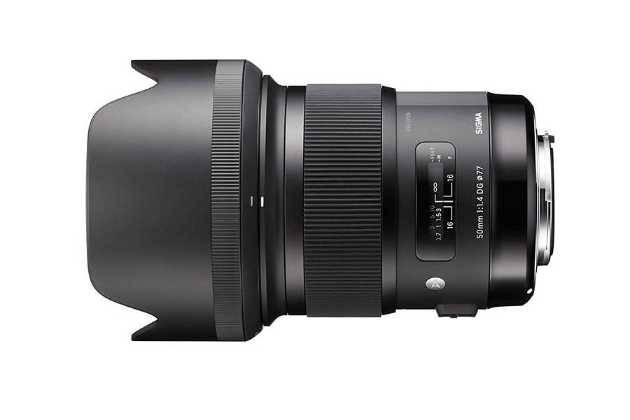 Sigma 50mm f:1.4 DG HSM ART Lens