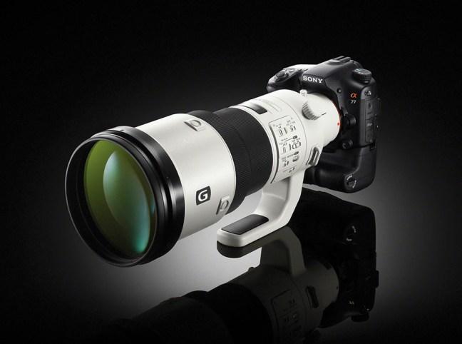 Sony 500mm F4 G SSM ( SAL500F40G ) 9002