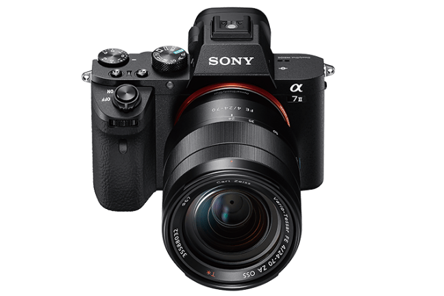Sony Alpha 7II (ILCE-7M2) 10