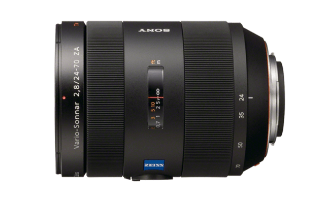 Sony Carl Zeiss Vario-Sonnar T* 24-70mm F2.8 ZA SSM ( SAL2470Z ) 01