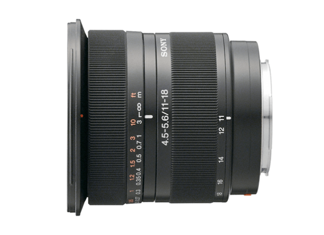 Sony DT 11–18mm F4.5–5.6 ( SAL1118 ) 02