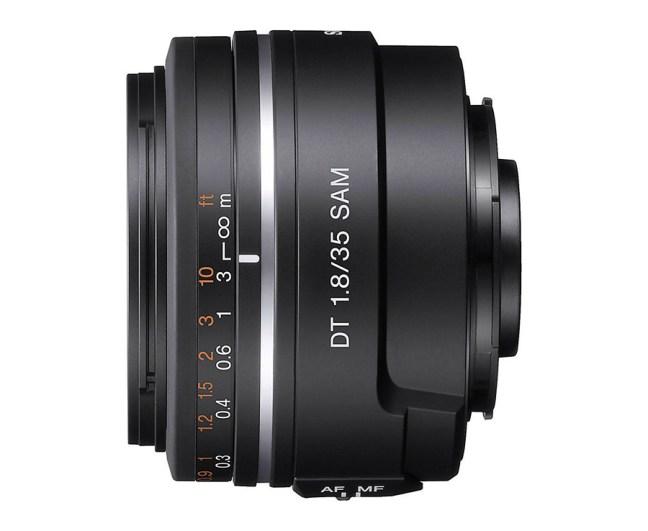 Sony DT 35mm F1.8 SAM ( SAL35F18 ) 02