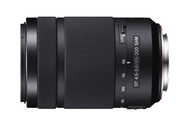 Sony DT 55–300mm F4.5–5.6 SAM ( SAL55300 ) 07