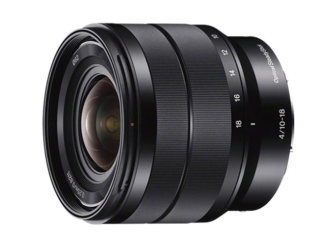 Sony E 10-18mm F4 OSS ( SEL1018 ) 01
