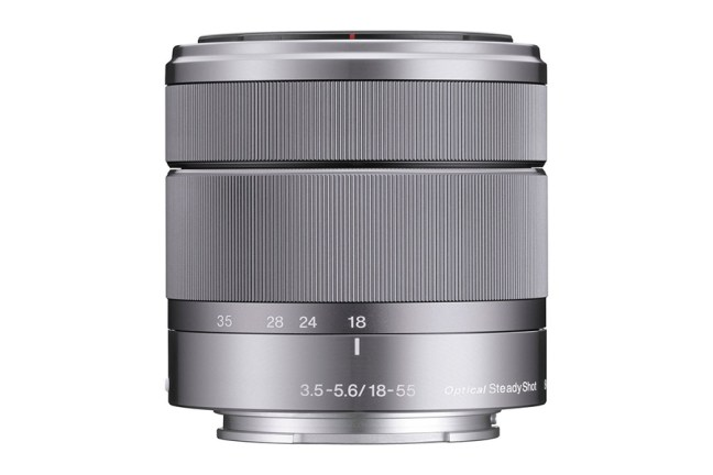 Sony E 18-55mm F3.5-5.6 OSS ( SEL1855 ) 01