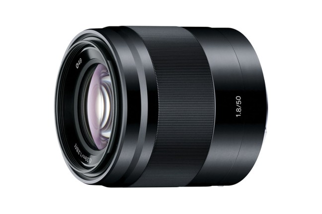 Sony E 50mm F1.8 OSS ( SEL50F18 ) 02