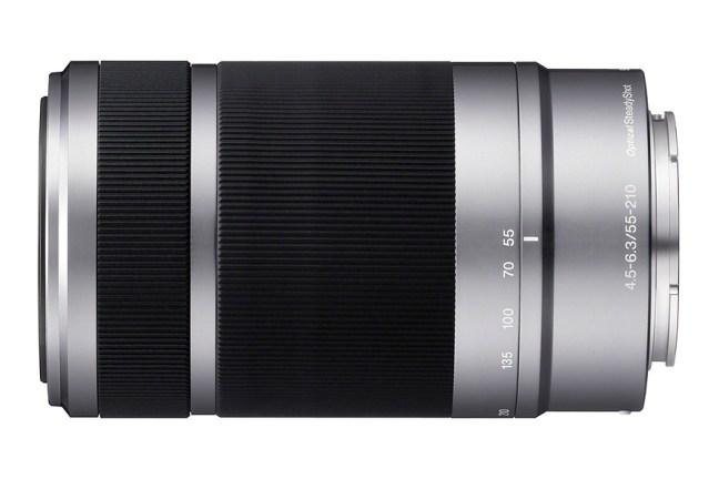 Sony E 55-210mm F4.5-6.3 OSS ( SEL55210 ) 03