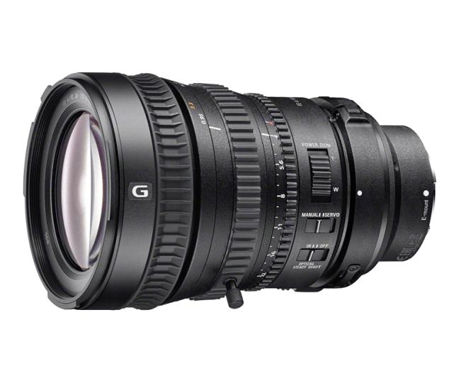 Sony FE PZ 28-135mm F4 G OSS ( SELP28135G ) 08