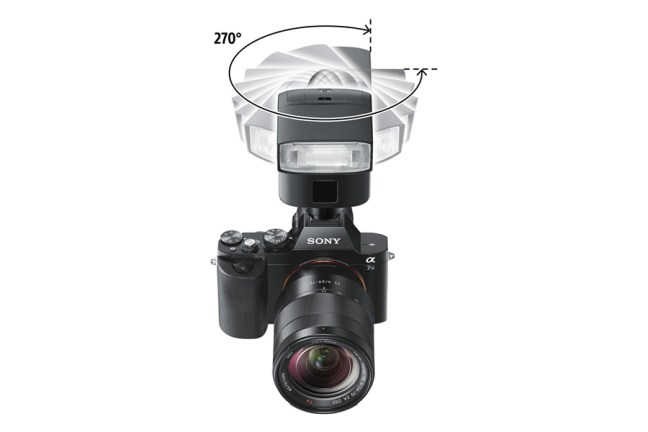 Sony HVL-F32M Flash 06