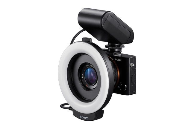 Sony HVL-RL1 ring light 02