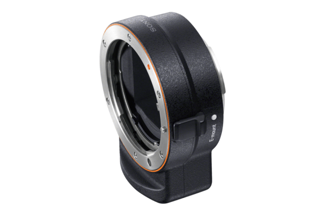 Sony Mount Adaptor LA-EA3 01