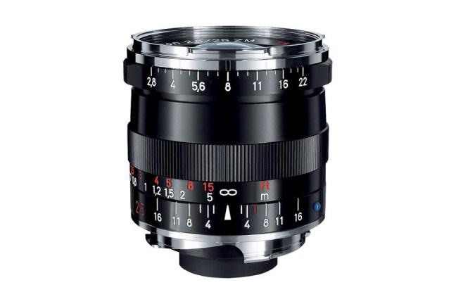Zeiss Biogon T* 25mm f2.8 ZM Lens 02