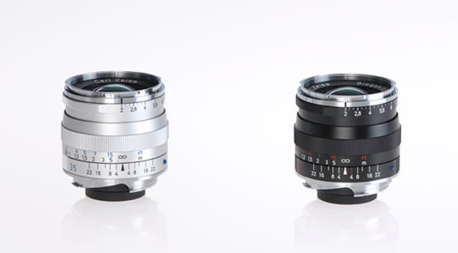 Zeiss Biogon T* 35mm f2 ZM Lens 03
