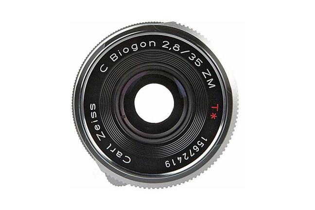 Zeiss C Biogon T* 35mm f2.8 ZM Lens 03