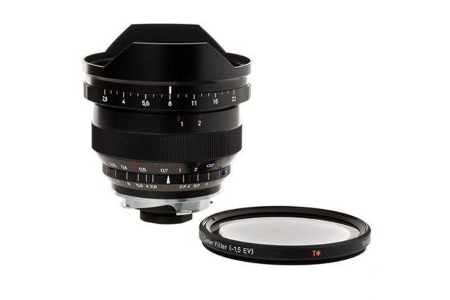 Zeiss Distagon T* 15mm f2.8 ZM Lens 06