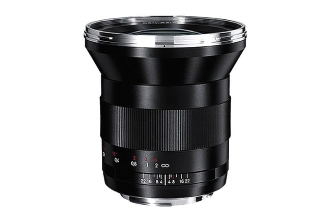 Zeiss Distagon T* 21mm f2.8 Lens 01