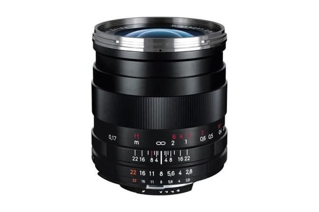 Zeiss Distagon T* 25mm f2.8 Lens 01