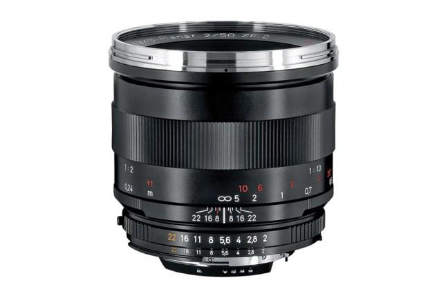 Zeiss Makro-Planar T* 50mm f2 Lens 01