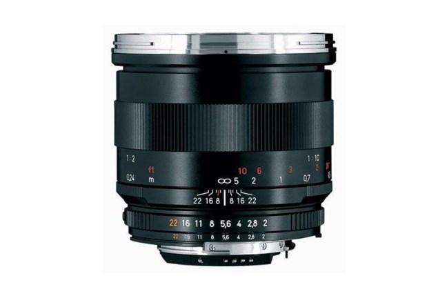 Zeiss Makro-Planar T* 50mm f2 Lens 11