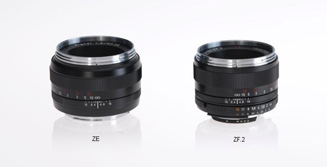 Zeiss Planar T* 50mm f1.4 Lens 10