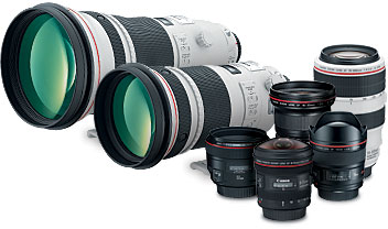 recommended lenses for EOS 5Ds & 5DsR