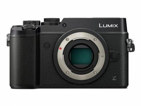 Panasonic Lumix DMC-GX8 - Front