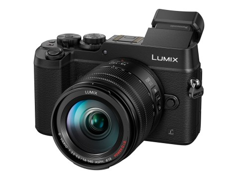 Panasonic Lumix DMC-GX8 with Lens