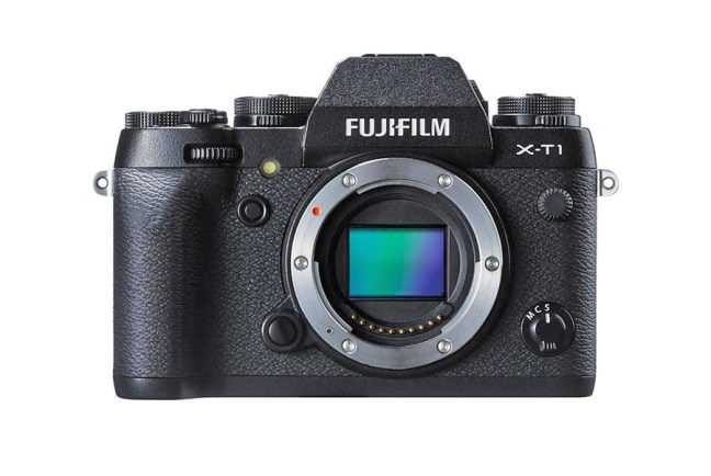 Fujifilm X-T1 IR Mirrorless Digital Camera 01