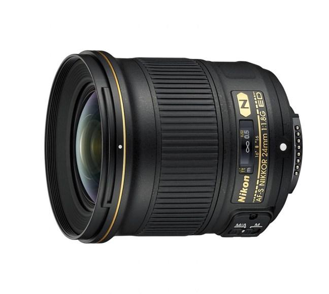 Nikon AF-S NIKKOR 24mm f:1.8G ED Lens 02